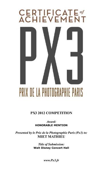 PX3 / mathieu miet